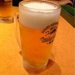 14868818 - 生ビール(中)  ¥390