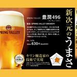 キリンビール園  -