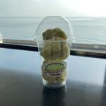 ぽるとがるCafe - 海を見ながらメロンパン。