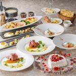 PRIVATE DINING 点 - 記念日春