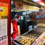 キャベツ焼 - お店