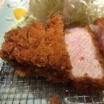 Ponchiken - 特ロース豚かつ(UP)