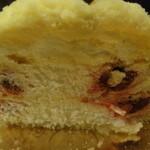 大ちゃんシェフスイーツ工房 カノン - ぴよこちゃんは、ラズベリーのショートケーキ。