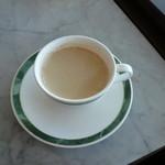 エアポートラウンジ - コーヒー