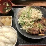 ふみや - 焼肉ハラミ定食