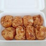 鉄人の味 たこ金 - 料理写真:たこ焼・8個(450円)