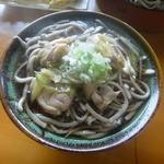 小野田そば屋 - かしわ蕎麦