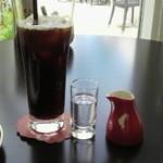 ジェルボー - アイスコーヒー