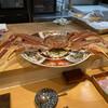 日本料理・ブランド松葉蟹 松屋町 青天 - 料理写真:本日の蟹さんはこの子!かなり元気よく動いていました ♪~≧[゚∀゚]≦カニ≧[゚∀゚]≦カニ≧[゚∀゚]≦カニ≧[゚∀゚]≦カニ