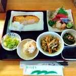 食宴和 - 料理写真:ランチセット