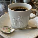 古瀬戸珈琲店 - うさぎのカップ