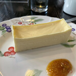 古瀬戸珈琲店 - チーズケーキ