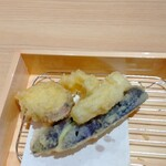 鮨・酒・肴 杉玉 - セット天ぷら