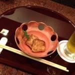 和菜 蔵 - ゴマ豆腐