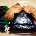 いなり寿司専門 藤寿司 - 料理写真:いなり寿司、かんぴょう巻き、のりおむすび