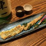 吉祥寺 みかづき酒房 - 穴子の西京焼き