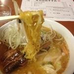 にとりのけやき - 麺