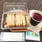 セタビカフェ - 料理写真: