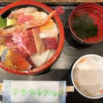 148764736 - 海鮮丼 税込1000円