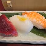 サガミ - にぎり寿司 まぐろ/いか/えヴぃ