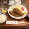 ふく屋 - 料理写真:串カツ定食¥800