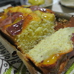 らぽっぽ - 素朴な味のパウンドケーキ
