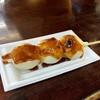 湯滝レストハウス - 料理写真:焼きだんご 350円