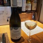 トラットリア・アルモ - ①白ワイン