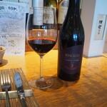 トラットリア・アルモ - ⑤赤ワイン
