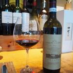 トラットリア・アルモ - ⑥赤ワイン