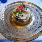 マレッタ - 料理写真:新緑のブルーテ
