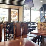 パーラー&喫茶 BC - 店内