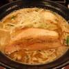 Jagura - 料理写真:豚骨みそラーメン 830円 味付け玉子 100円