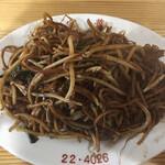 宝華ラーメン - 料理写真:焼きそば   ¥750なり