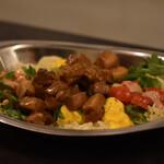 ペタンク - チャーハン‼︎もち豚マデラクリーム
