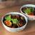 炭火くしやき鳥専亭 - 料理写真:【おうち焼き鳥アレンジ】つくね1本、皮2本&レンジでチンした温泉卵を添えて「つくね皮焼き丼」