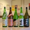 酒・蕎麦 田治 - ドリンク写真:純米をメインに火入れ、生お好みでどうぞ。