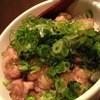 トリットリアバンブー - 料理写真:焼鳥丼!