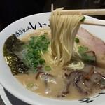 博多長浜らーめん いっき - 料理写真:らーめんのアップ