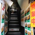 kicchinkarori- - 狭い階段