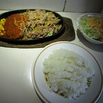 kicchinkarori- - 「ハンバーグカロリー」(800円)