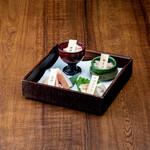 秋田牛玄亭 - 料理写真:ホルモン4点盛り合わせ