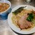 麺 やまらぁ - やまつけ(900円)+大盛(150円)
