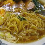 瀧井 - 黄色い麺