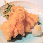 ひさご - 「たけのこの天ぷら」♪♪
