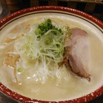麺屋蕪村 - 塩そば