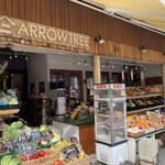 アロー ツリー - アローツリー本店は青果店だけあって素朴な八百屋さんみたいな雰囲気です♡