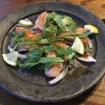 KOKON/Bistro - 鮮魚のカルパッチョ