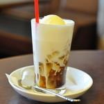 五龍閣 - クリームコーヒー