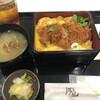 とんかつ 勝山 - 料理写真:かつ重